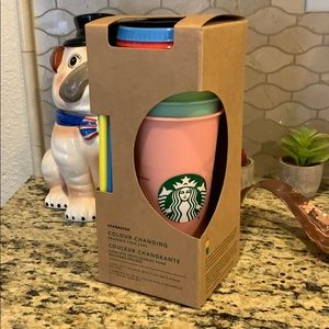 Starbucks Colour-Changing Reusable Cold Cups (5)
